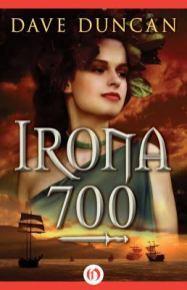 Irona 700 cover
