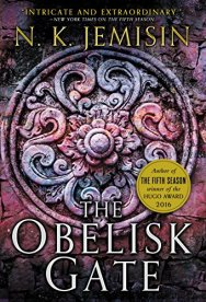 Jemisin Obelisk Gate cover