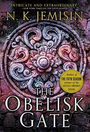 Jemisin Obelisk Gate cover