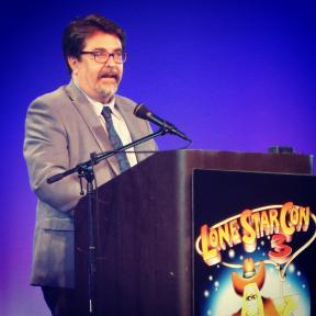 Patrick Nielsen Hayden in 2013