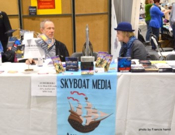 Skyboat Media audiobook publishers.
