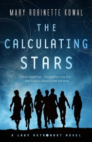 Mary Robinette Kowal Lady Astronaut Calculating Stars Jamie Stafford-Hill using figures by Gregory Manchess