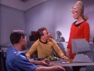 McCoy, Kirk and Rand.