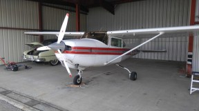 Plane Two (Cessna 182 Trubo)