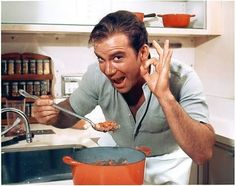 shatner happy chef