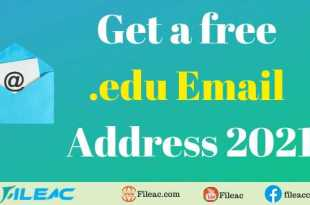 Get a Free .edu Email Address