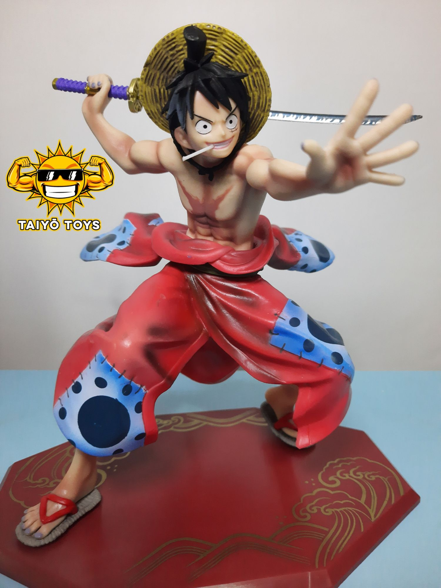 Unique wano clothing by independent designers from around the world. One Piece Anime Figure Monkey D Luffy Wano Arc Kimono Lazada Ph