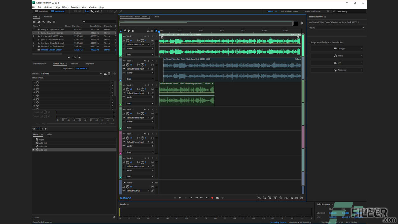 Scr2_Adobe Audition CC_Free download
