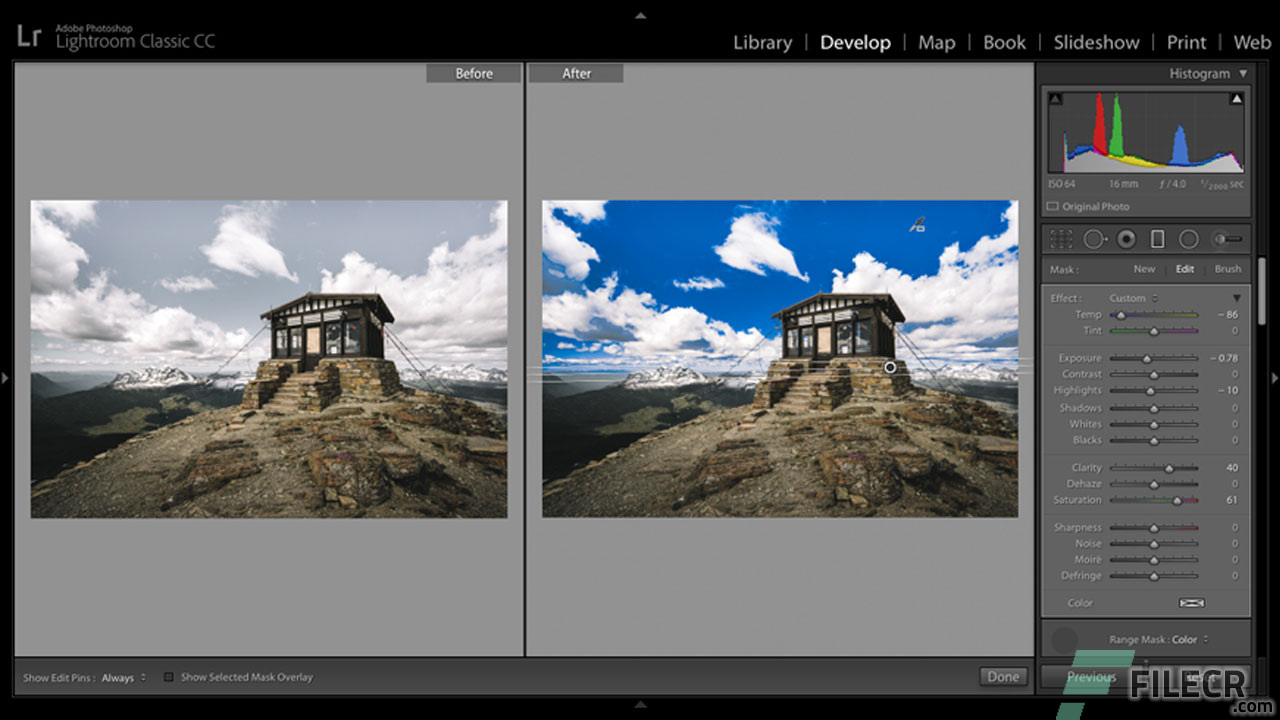 Scr2_Adobe Photoshop Lightroom Classic CC_Free download