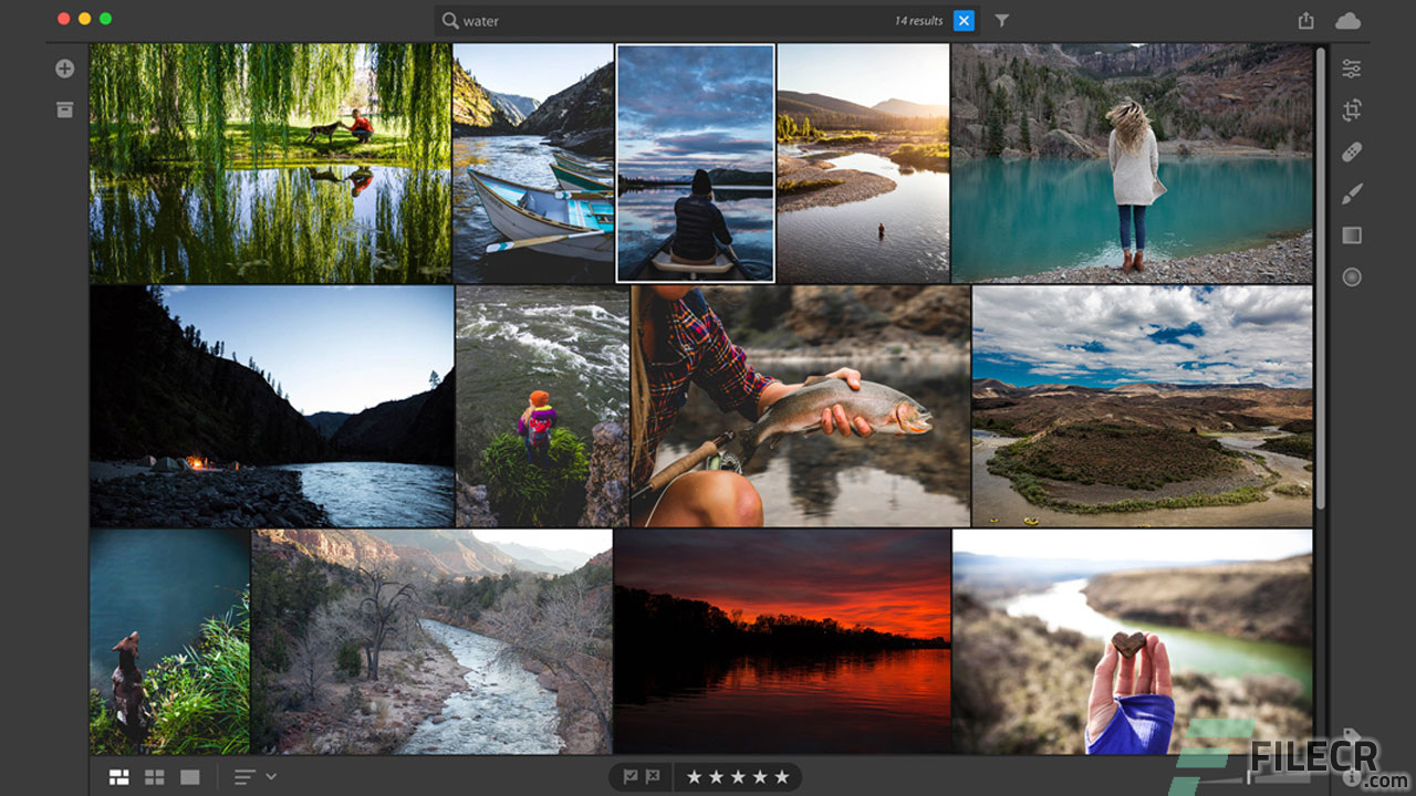 Scr4_Adobe Photoshop Lightroom Classic CC_Free download