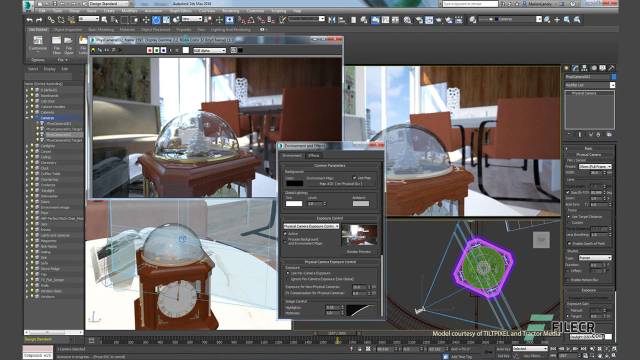 Scr5_Autodesk 3DS Max_free download