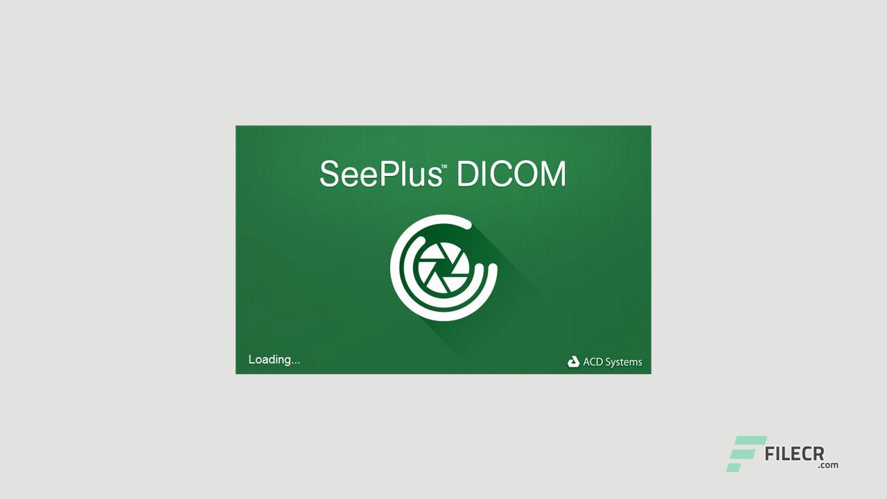 ACD Systems SeePlus DICOM 9.0 Free Download