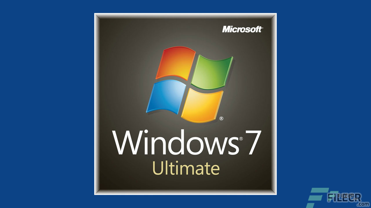 Windows 7 SP1 Ultimate Pre-activated November 2019