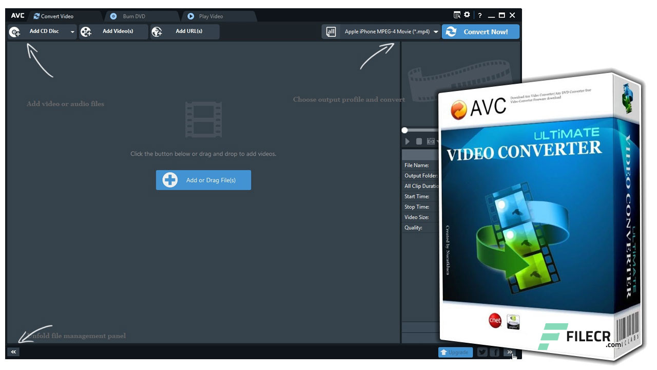 free any video converter ultimate download