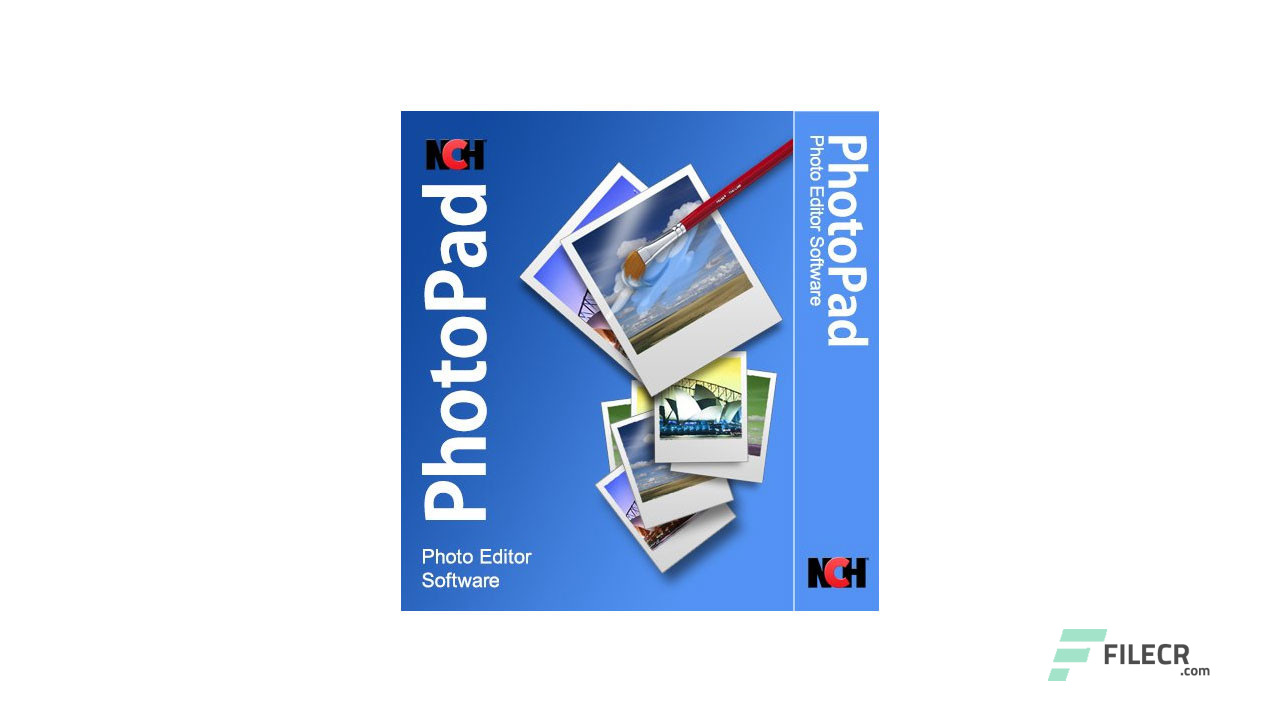 NCH PhotoPad Image Editor Professional 5 Free Download
