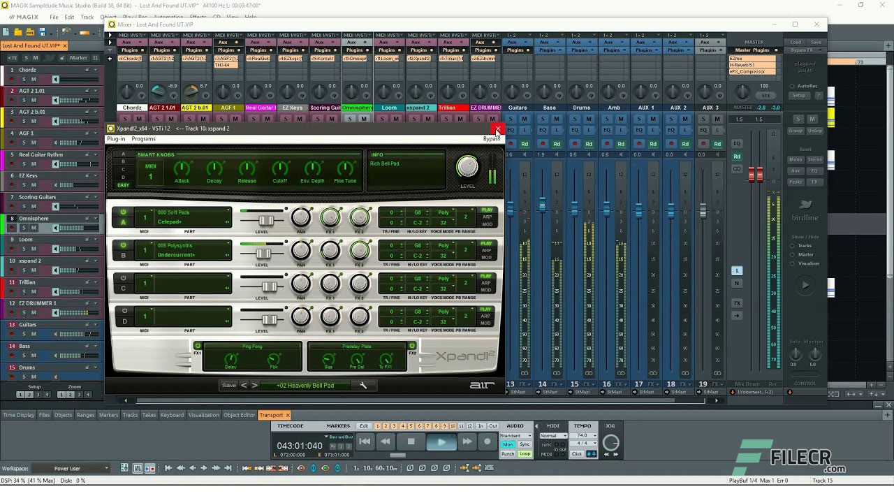 Scr4_MAGIX-Samplitude-Pro_free-download