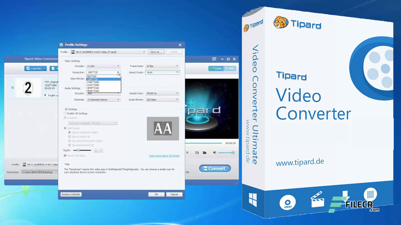 Tipard Video Converter Ultimate 9.2.60