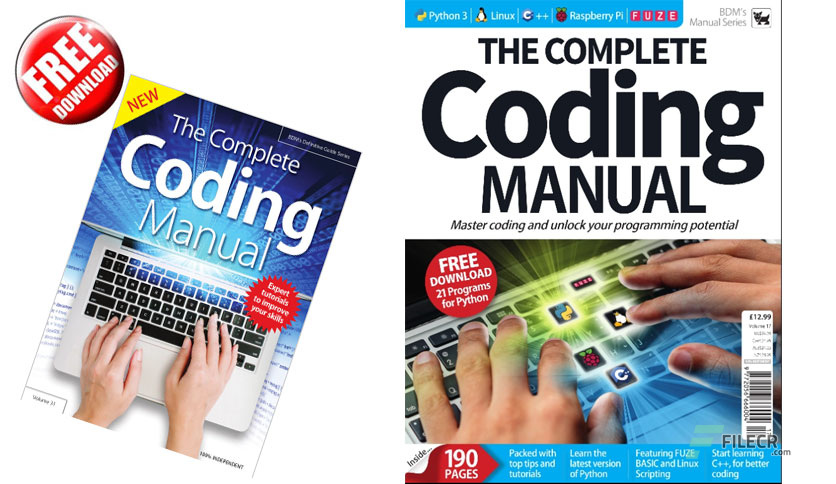 The Complete Coding Manual -Vol 17, 2019