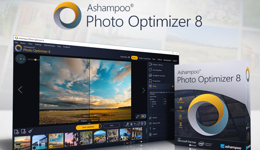 Ashampoo Photo Optimizer 2020 v8.1.1