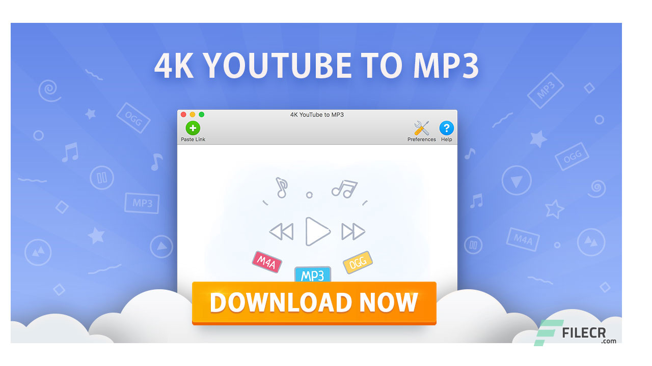 4K YouTube to MP3 3.13.1.3850