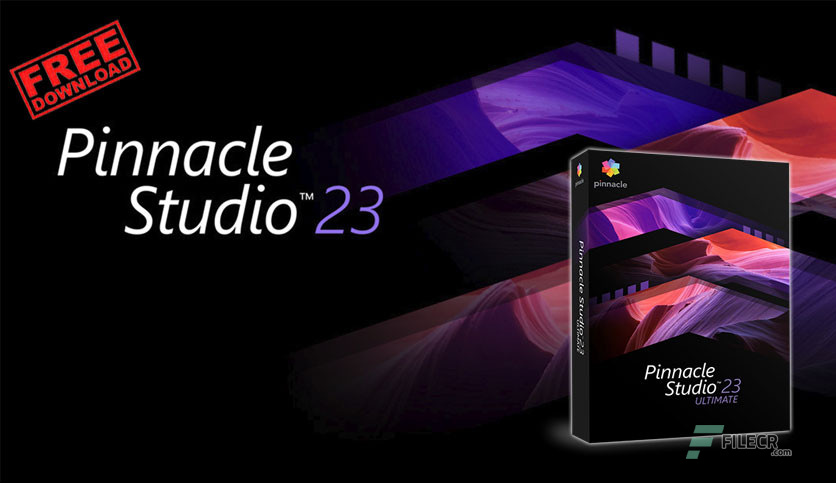 Pinnacle Studio Ultimate 23.1.0.231 + Content Pack
