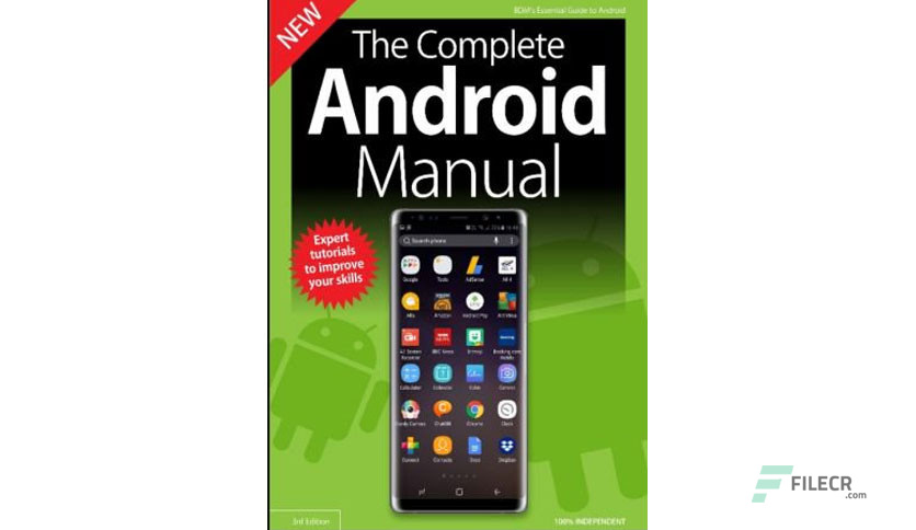 The Complete Android Manual – 4th Edition 2019