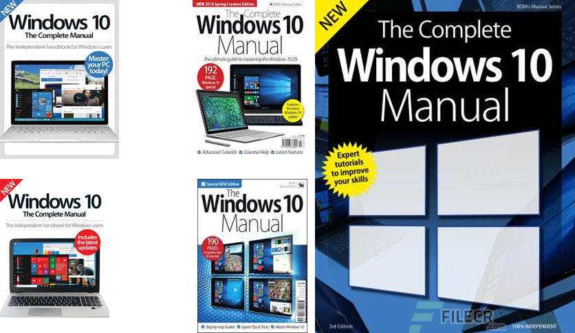 The Complete Windows 10 Manual – 5th Edition 2020