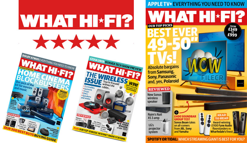 What Hi-Fi? UK – August 2020