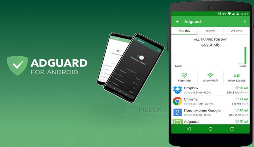 Adguard Premium APK – Block Ads Without Root v3.5.33