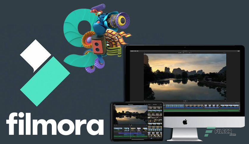 Wondershare Filmora Pro Crack 10.0.10.20 With Key Download [Updated]Effects Pack 2021