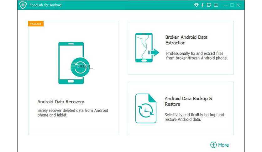 Aiseesoft FoneLab for Android 3.1.22