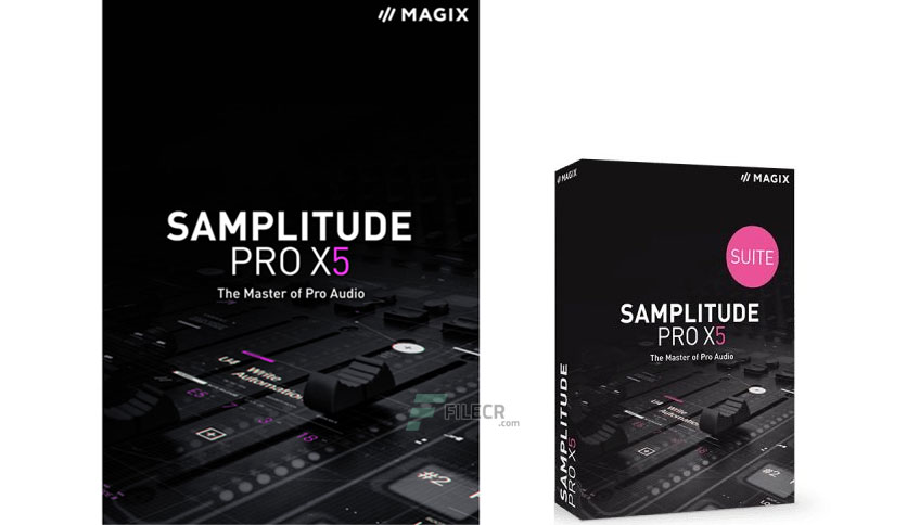 MAGIX-Samplitude-Pro-X5-Suite-Free-Download