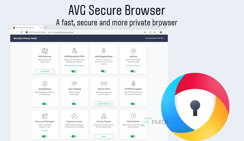 Avg Secure Browser 79 0 Free Download Filecr