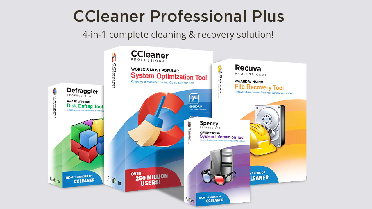 CCleaner Professional Plus 5.76