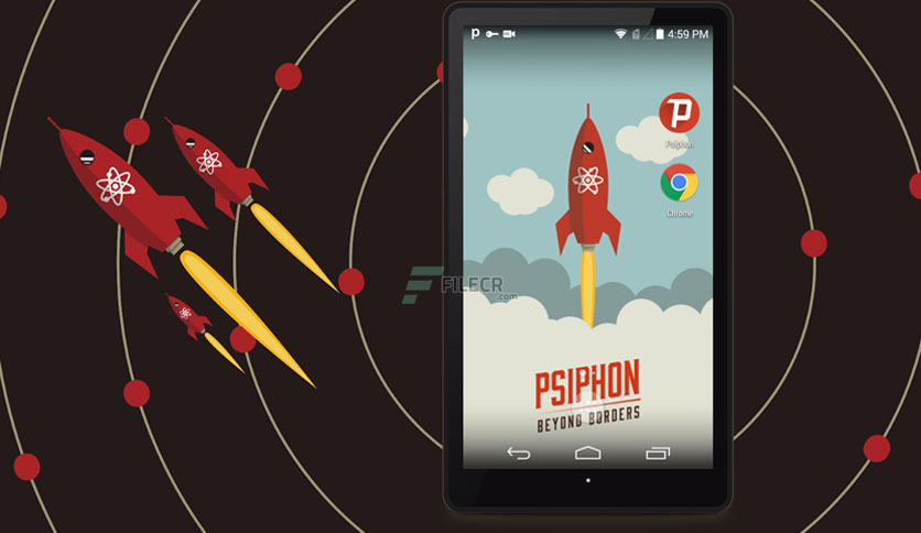 Psiphon Pro – The Internet Freedom VPN v307