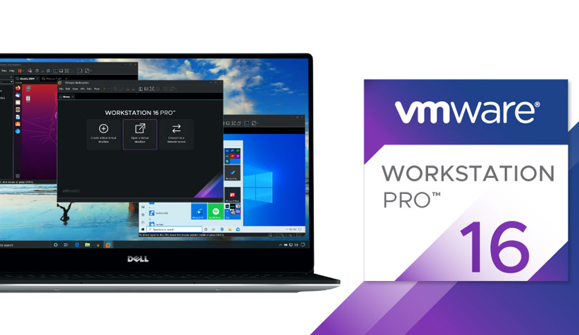 VMware Workstation Pro 16.1.0 / 15.5.7
