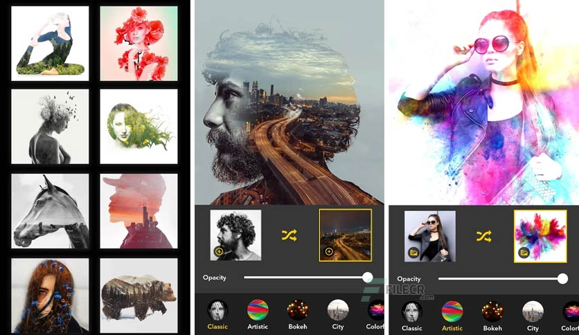 Blend Photo Editor – Artful Double Exposure Effect v3.4