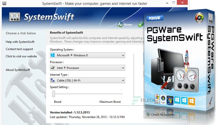PGWare SystemSwift 2.11.23.2020
