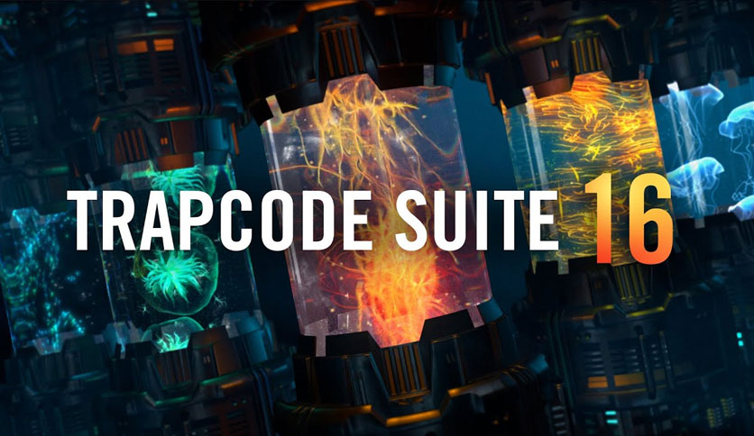 Red Giant Trapcode Suite 16.0.1