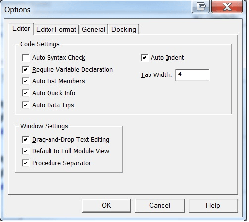 Introduction to VBA: Part 1