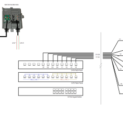 Wiring Diagram For Cat5 Patch Panel Western Plow Harness Telephone And Data On The Same