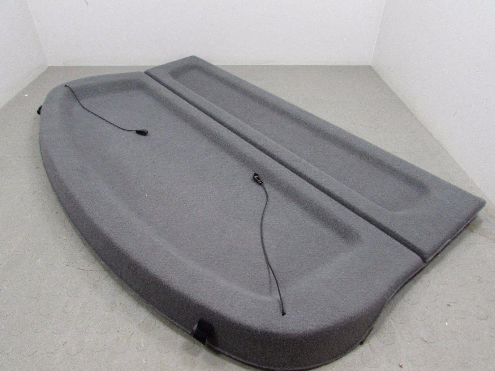 Rear hatch  cargo lid  string clips