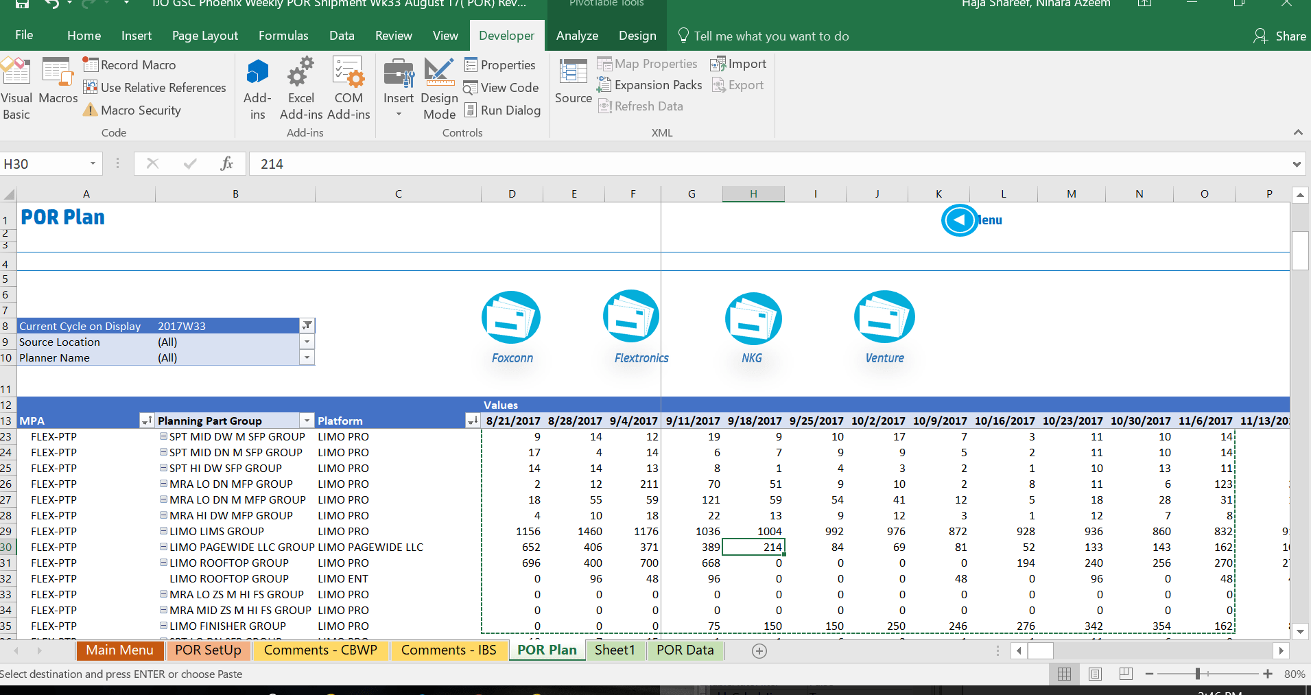 Tranpose Excel Worksheet To Access