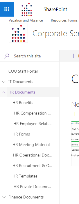 SharePoint Online side navigation menu text wrapping