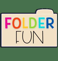 Kindergarten Sight Word Games - File Folder Fun [ 1001 x 1004 Pixel ]