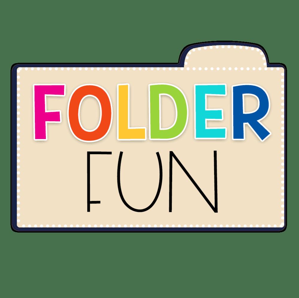 medium resolution of Kindergarten Sight Word Games - File Folder Fun