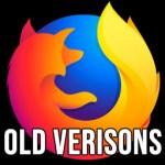Mozilla Firefox Older Versions Download