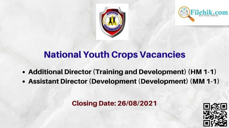 National Youth Crops