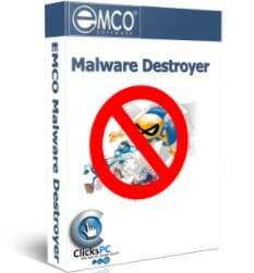 EMCO Malware Destroyer 2021 Latest Download for Windows 10/8/7