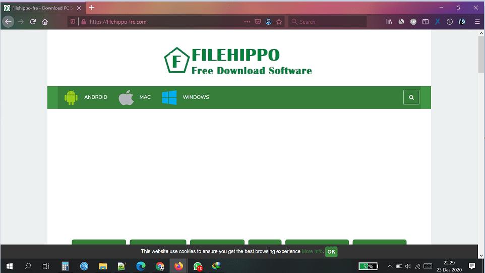 Firefox for Windows